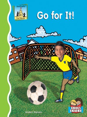 cover image of Go for It!