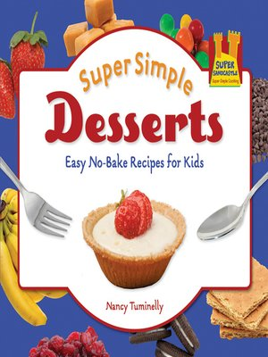 cover image of Super Simple Desserts