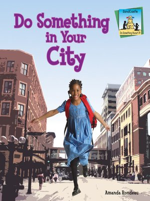 cover image of Do Something in Your City