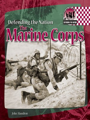 cover image of Marine Corps