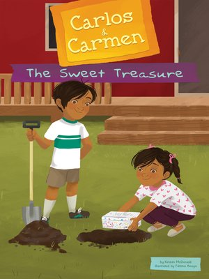cover image of The Sweet Treasure