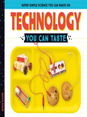 cover image of Technology You Can Taste