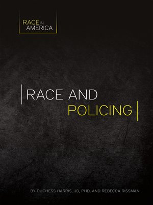 cover image of Race and Policing