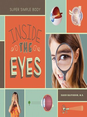 cover image of Inside the Eyes