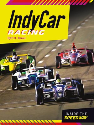 cover image of IndyCar Racing
