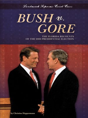 cover image of Bush v. Gore