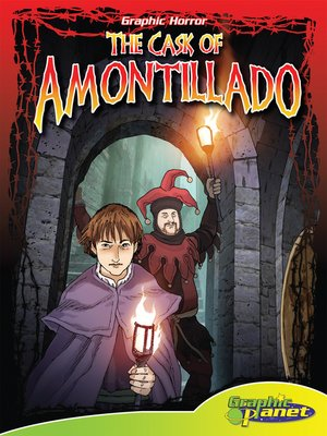 cover image of Cask of Amontillado