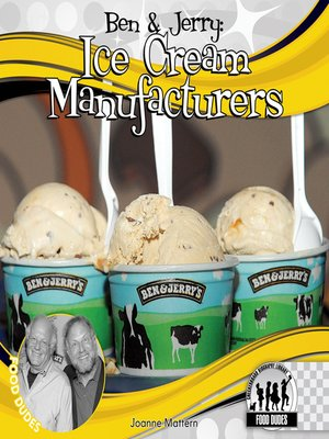 cover image of Ben & Jerry