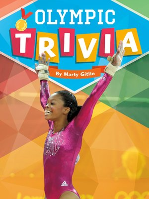 cover image of Olympic Trivia