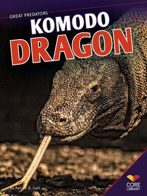 cover image of Komodo Dragon