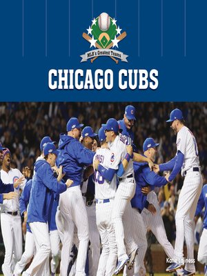 cover image of Chicago Cubs