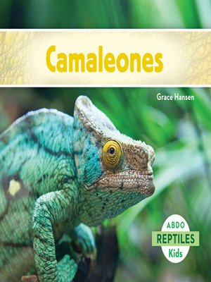 cover image of Camaleones