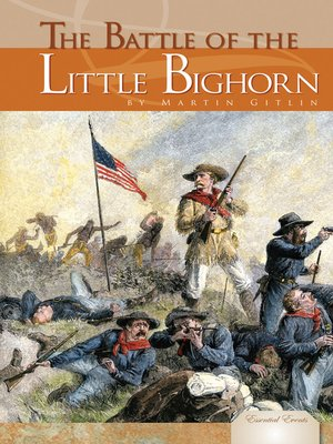 cover image of Battle of the Little Bighorn