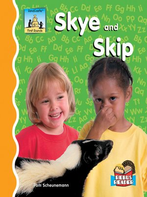 cover image of Skye and Skip