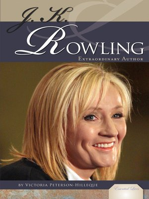 cover image of J. K. Rowling