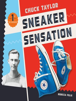 cover image of Chuck Taylor: Sneaker Sensation
