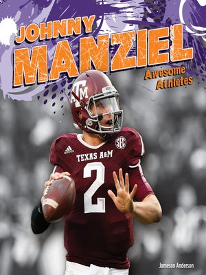 cover image of Johnny Manziel