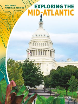 cover image of Exploring the Mid-Atlantic