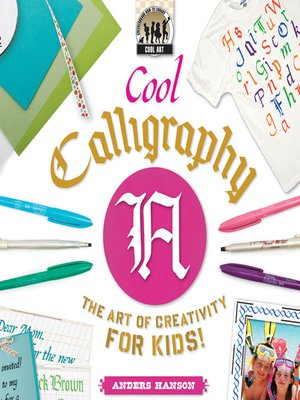 cover image of Cool Calligraphy