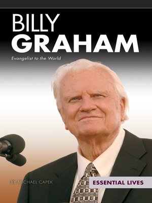 cover image of Billy Graham