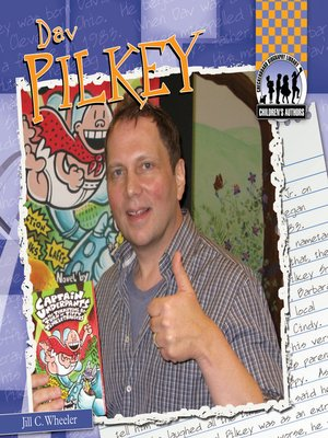 cover image of Dav Pilkey