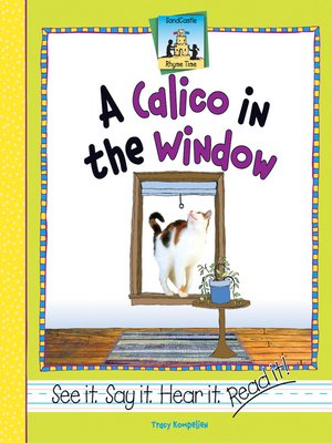 cover image of Calico in the Window