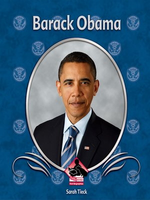 cover image of Barack Obama