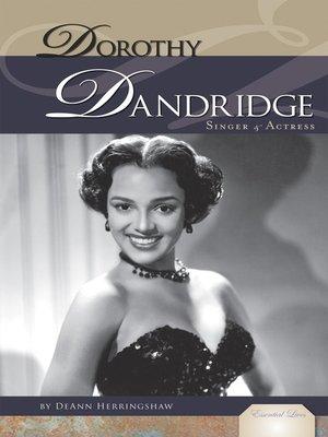 cover image of Dorothy Dandridge