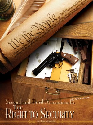 cover image of Second and Third Amendments