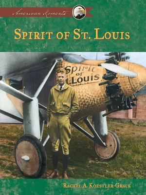 cover image of Spirit of St. Louis