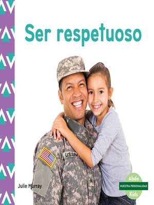 cover image of Ser respetuoso (Respect)