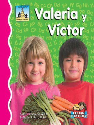 cover image of Valeria y Victor