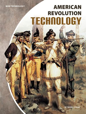 cover image of American Revolution Technology