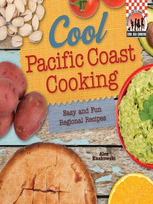 cover image of Cool Pacific Coast Cooking