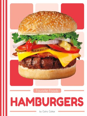 cover image of Hamburgers