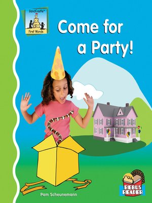 cover image of Come for a Party!