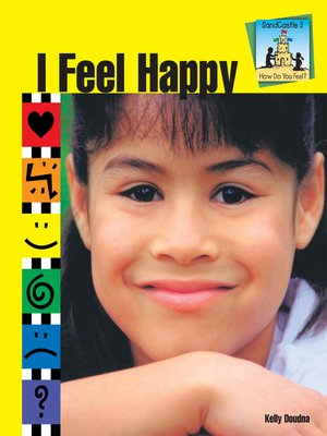 cover image of I Feel Happy
