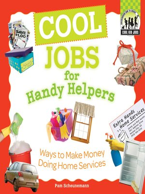 cover image of Cool Jobs for Handy Helpers