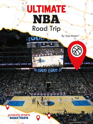 cover image of Ultimate NBA Road Trip