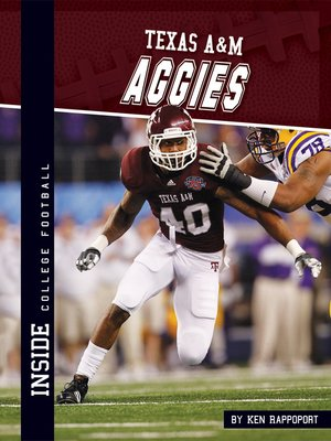 cover image of Texas A&M Aggies
