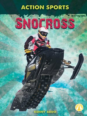 cover image of Snocross