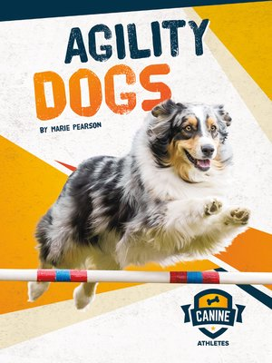 cover image of Agility Dogs