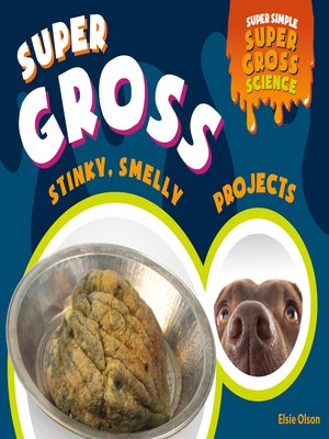 cover image of Super Gross Stinky, Smelly Projects