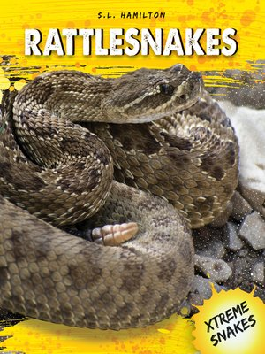 cover image of Rattlesnakes