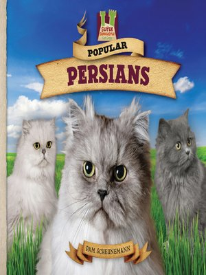 cover image of Popular Persians