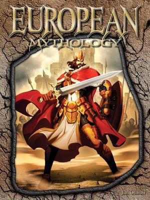 cover image of European Mythology