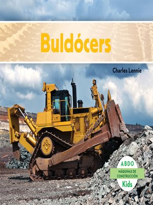 cover image of Buldócers