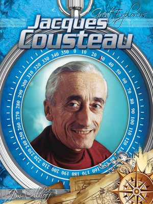 cover image of Jacques Cousteau