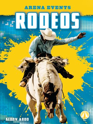cover image of Rodeos