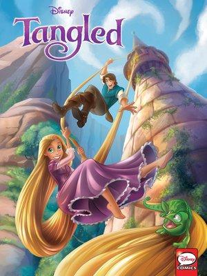cover image of Disney Princesses: Tangled